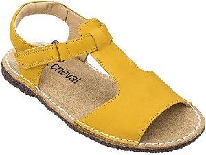 Sandália Infantil Carrossel Amarelo