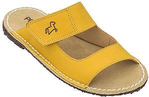 Sandália Infantil Bumerangue Amarelo