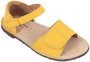 Sandália Infantil Rolimã Amarelo