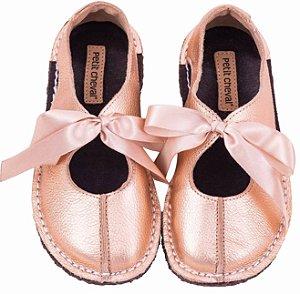 Sapato Infantil Tabuleiro Cobre