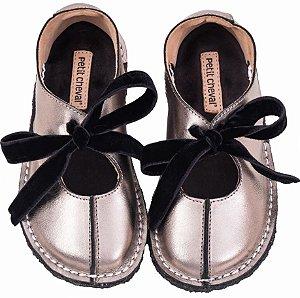 Sapato Infantil Tabuleiro Chumbo