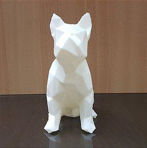 Bulldog - Cachorro Geométrico