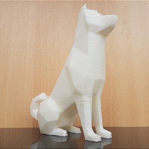 Max - Cachorro Geométrico
