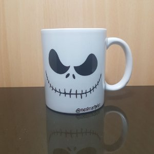 Jack - Caneca Porcelana