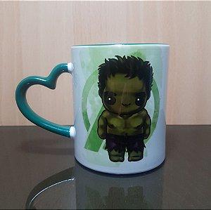 Hulk - Caneca Porcelana