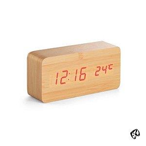 Relógio ECO Bambu