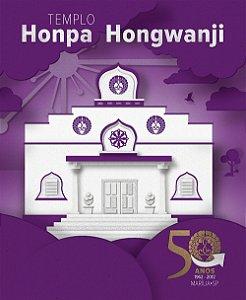 Revista 50 anos Templo Honpa Hongwanji - Marília SP