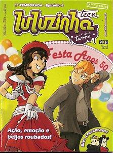 Hq Luluzinha Teen e Sua Turma Nº 2 - 1ª Temporada - Ep. 2
