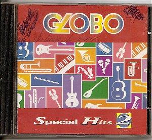 Cd Vários - Globo Special Hits