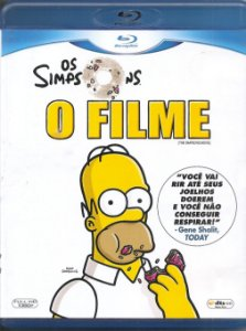 (Blu-ray) - Os Simpsons O Filme