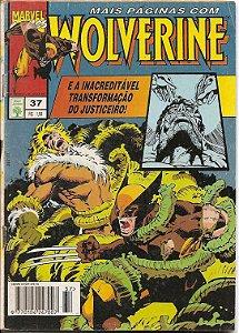"Hq Wolverine Nº 37 ""Garras Sobre Times Square"""