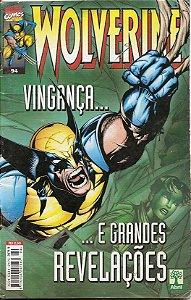 "Hq Wolverine Nº 94 ""Logan em fuga"""