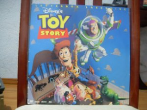 Laserdisc - Toy Story