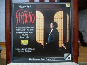 laserdisc Giuseppe Verdi - Placido Domingo - Stiffelio