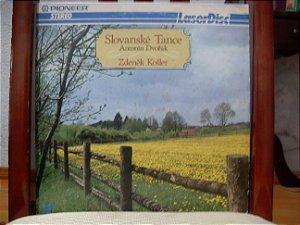 Laserdisc - Zdenek Kosler Slovanské • Zdenek Kosler