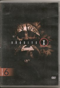 Dvd Arquivo X - 2ª Temporada Volume 6