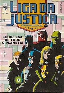 Hq Liga da Justiça Internacional Nº 7