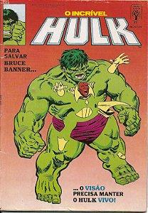 Hq O Incrível Hulk nº 77 Re-união