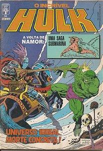 Hq O Incrível Hulk nº 54