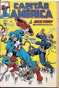 Hq Capitão América nº 162