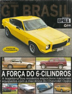 Guia Histórico GT Brasil Nº 2 - Ano 2 Especial Opala & Cia