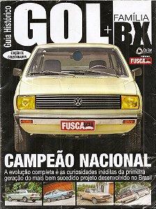 Guia Histórico Gol - Família BX  Nº 8 - Ano 6