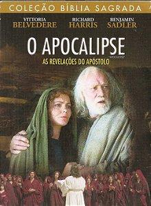 Dvd O Apocalipse, As Revlações do Apóstolo - Victoria Belvedere
