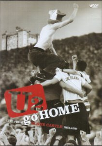 Dvd U2 - Go Home Live From Slane Castle Ireland