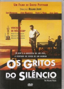 Dvd Os Gritos do Silêncio - Sam Waterston, John Malkovich, Haing S. Ngor