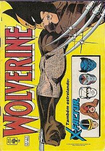 Hq Wolverine Nº 12 - Sombra Negra, Sombra Branca