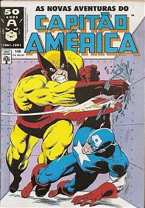 Hq Capitão América Nº 148 - O Jeito mais Difícil