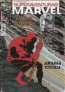 Hq Superaventuras Marvel Nº 135 - As Cem Cabeças de Ultron