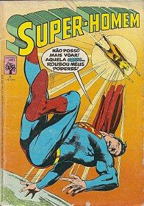 Hq Super Homem Nº 5 - O Princípio do Caos