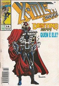 Hq X-men 2099 Nº 14 - Estranha Euforia