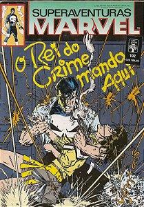 Hq Superaventuras Marvel Nº 102 - Moral e Cívica