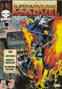 Hq Superaventuras Marvel Nº 129 -Tenha Medo do Escuro!