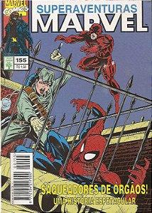 Hq Superaventuras Marvel Nº 155