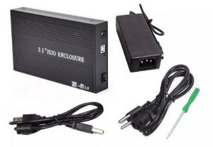 Case para HD SATA 3.5 USB 2.0