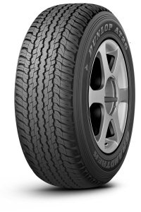 Pneu Dunlop 265/60R18 110H GRAND AT25 - HILUX II, SW4, PAJERO SPORT, PAJERO SPORT II, IEV330P, DURAGON