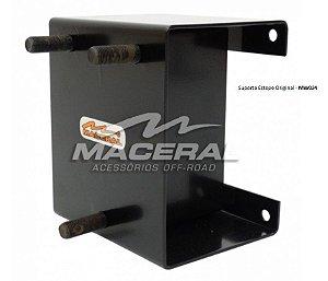 Suporte de estepe  para Jeep Willys - Maceral