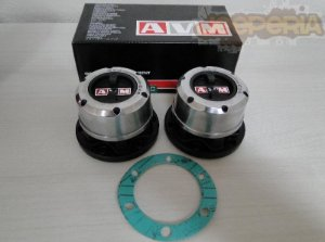 Roda Livre para Pampa 4x4 e Belina 4x4 (O PAR)
