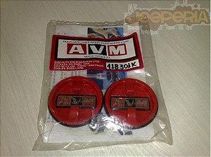 Kit para manutenção calota - Toda Roda Livre AVM manual - HP