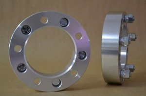 Alargador Distanciador de Rodas AVM 5U080 (o par)