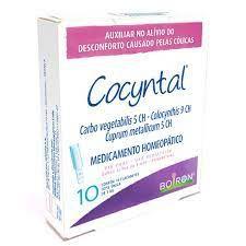 COCYNTAL 10 FLACONETES  1ML - BOIRON