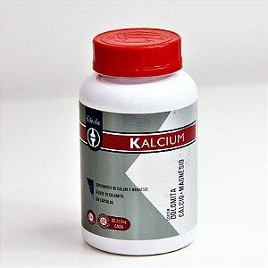 Kalcium Dolomita + Cálcio + Magnésio 60 cápsulas - 850mg