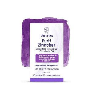 Pyrit-Zinnober   80 comprimidos - Weleda