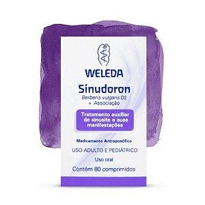Sinudoron 80 Comprimidos - Weleda