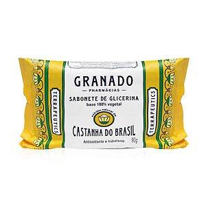Sabonete Granado Castanha do Brasil - 90g