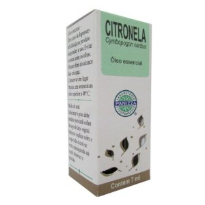 Óleo Essencial de Citronela 7mL