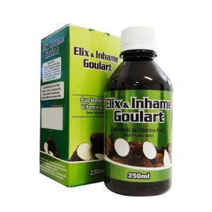 Elixir de Inhame 250mL - Goulart